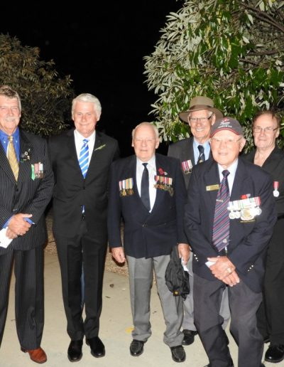 Anzac Day 2016 at Tweed Heads