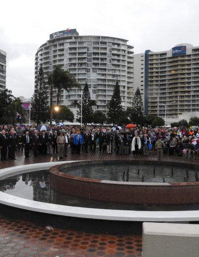 Anzac Day at Tweed Heads