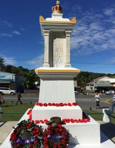 Burringbar Cenotaph