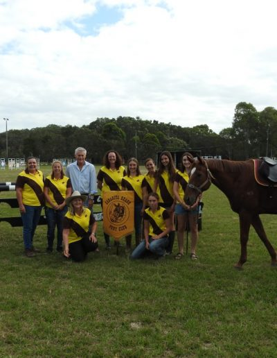 Cabarita Beach Pony Club received funding through the NSW Government Community Building Partnership program to upgrade their canteen