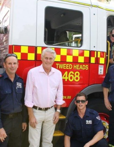 Fire Station Open Day - Saturday 30th May at Tweed Heads Station