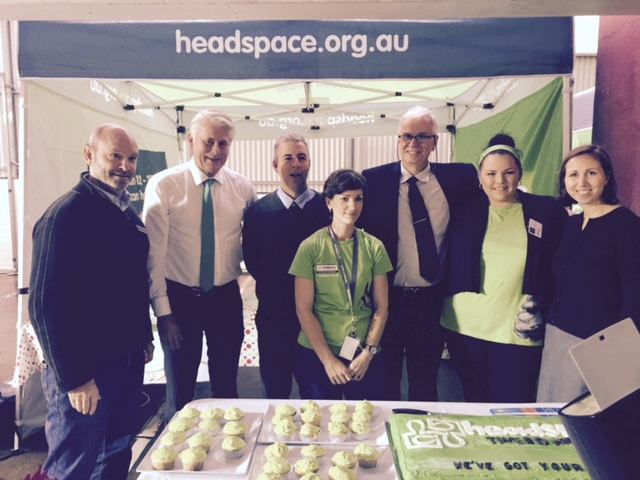 I was honoured to attend the Official Opening of Headspace at Tweed Heads.