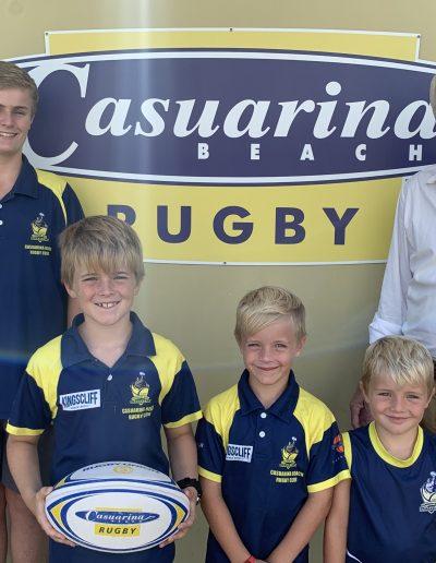 Casuarina Rugby club